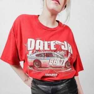 Nascar Dale Jr. Oversized graphic tee XL vintage